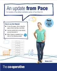 Pace DC Online Update 2015