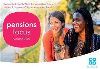 Pension Focus Newsletter - Autumn 2020